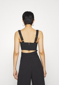 Alice McCall - WUTHERING HEIGHTS BUSTIER - Blůza - black - 2