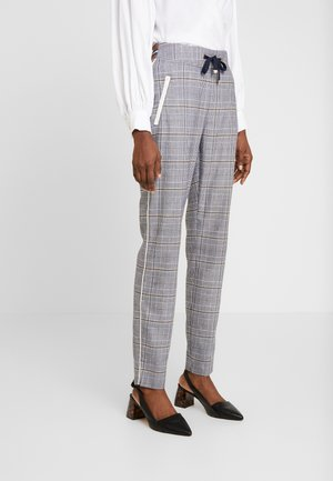LEVON CHESTER PANT - Trousers - blue