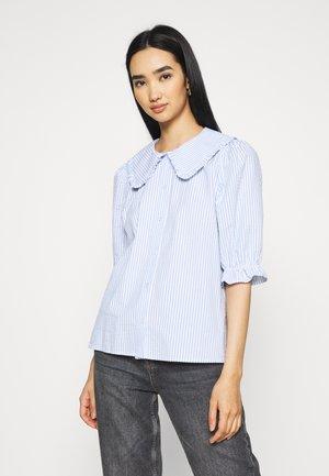 CARRO - Button-down blouse - light blue