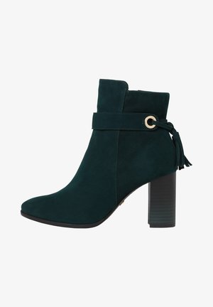 BOOTS - Classic ankle boots - bottle