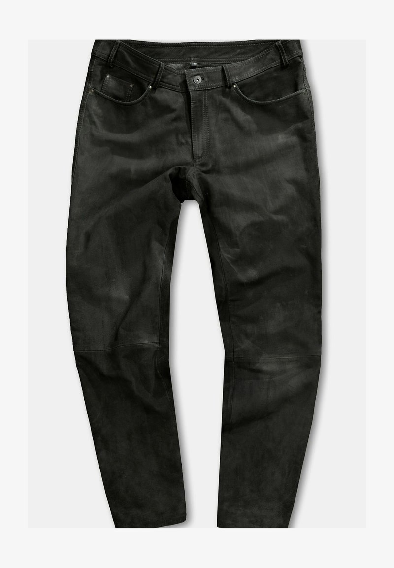 JP1880 - Leather trousers - marron