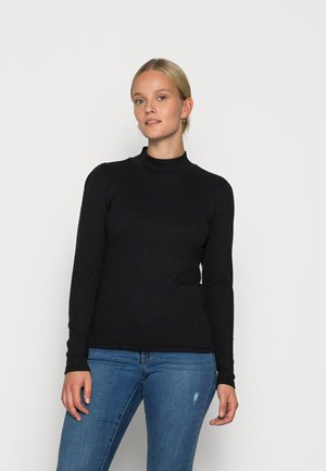 VMNATASHA - Long sleeved top - black