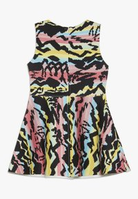 Missoni Kids - DRESS - Vestito di maglina - black - 1