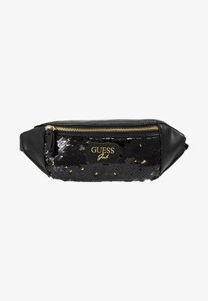 BUM BAG - Riñonera - jet black