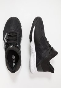adidas Performance - ADIZERO CLUB - Zapatillas de tenis para todas las superficies - core black/silver metallic/grey two - 1