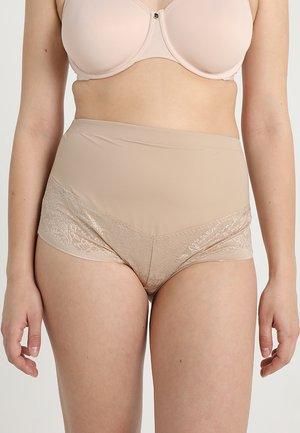 CURVY FIRM FOUNDATIONS AT WAIST BRIEF - Shapewear - body beige
