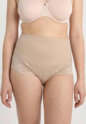 CURVY FIRM FOUNDATIONS AT WAIST BRIEF