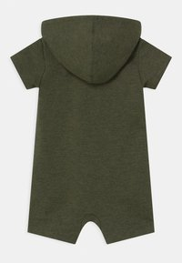 Levi's® - HOODED LOGO GRAPHIC  - Overal - olive night heather - 1