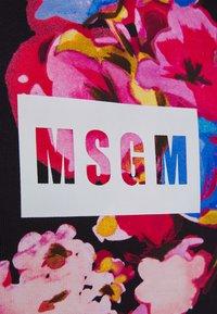 MSGM - BORSA DONNA WOMANS - Tote bag - black/multicolor - 4