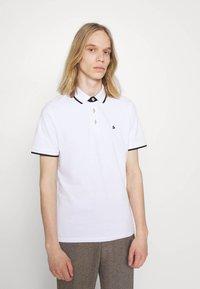 Jack & Jones - JJEPAULOS 2 PACK - Koszulka polo - bright cobalt/white - 3