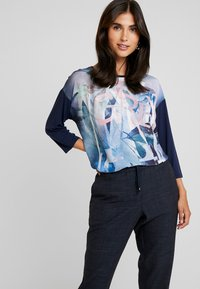 Betty & Co - Trousers - navy blue - 4