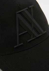 Armani Exchange - MAN'S HAT UNISEX - Casquette - nero - 6