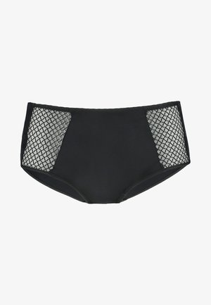 ECODIMFLAT TUMMY BRIEF - Shapewear - noir