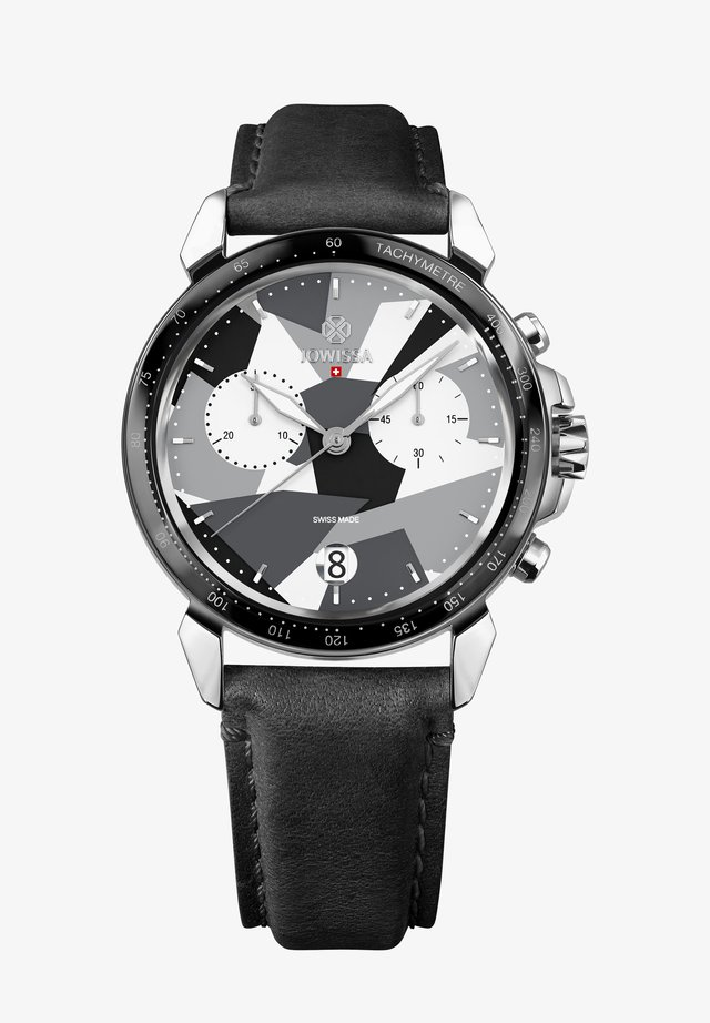 Chronograph watch - stahl