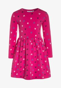 happy girls - Jersey dress - pink - 0