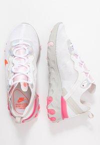 Nike Sportswear - Sneakers - white/hyper crimson/digital pink/pink foam/light bone - 3