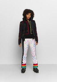 Rossignol - INDI FULL ZIP - Zip-up hoodie - black - 1