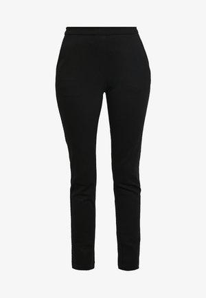 TANNY PANTS - Bukse - black