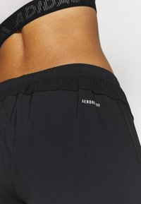 adidas Performance - Pantalón corto de deporte - black - 3