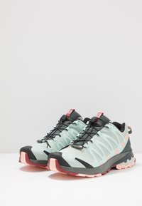 Salomon - XA PRO 3D - Scarpe da trail running - aqua gray/urban chic/tropical peach - 2