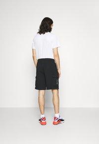 Nike Sportswear - ZIGZAG - Shorts - black - 2