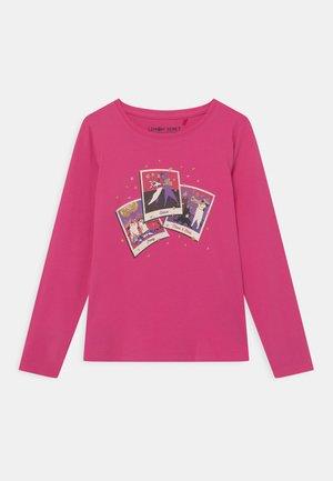 SMALL GIRLS - Long sleeved top - pink yarrow