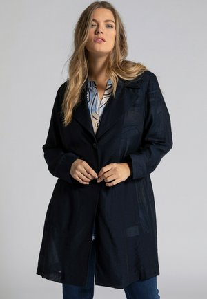 Short coat - midnight blue