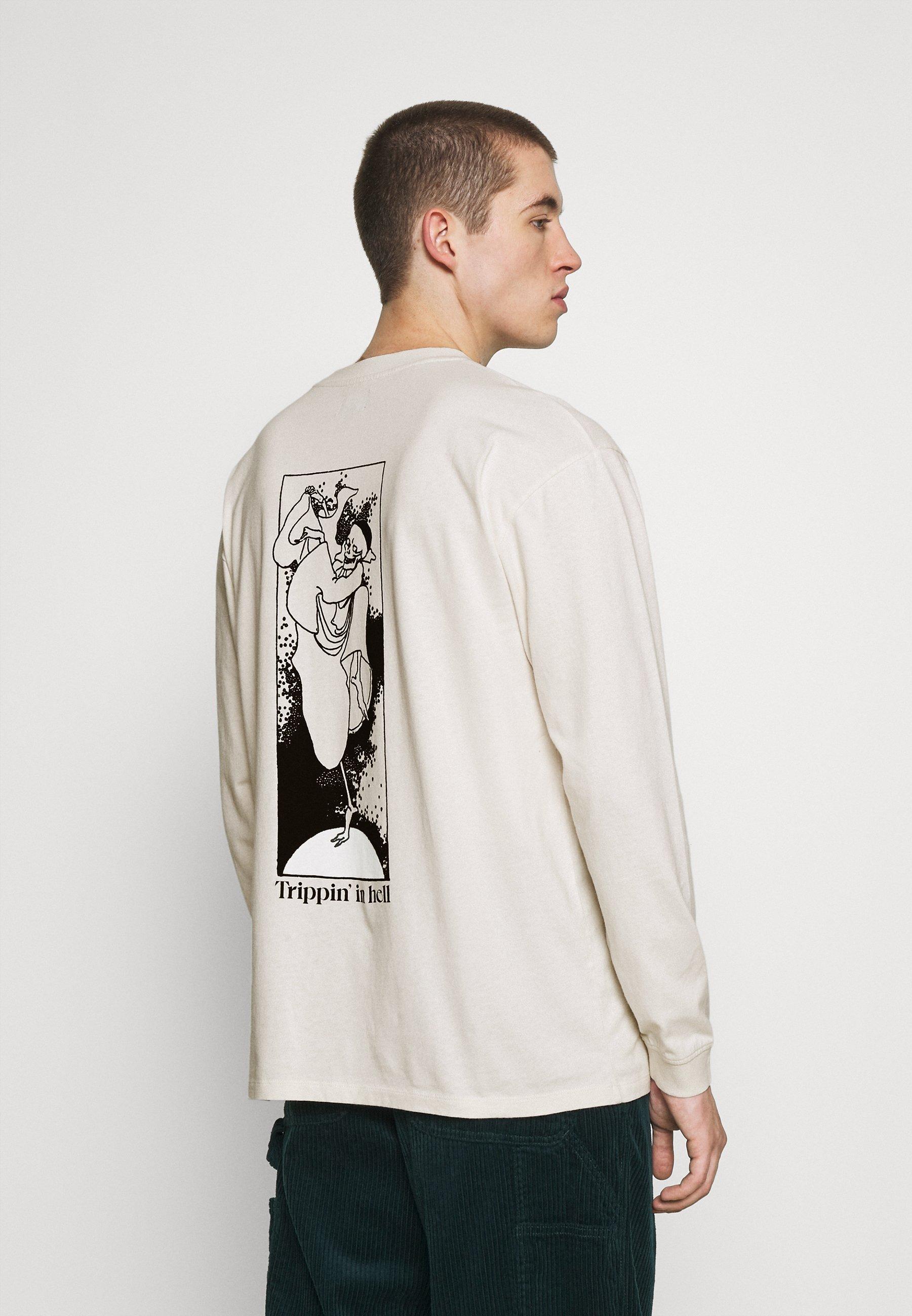 Uomo TRIPPING IN HELL UNISEX - Maglietta a manica lunga