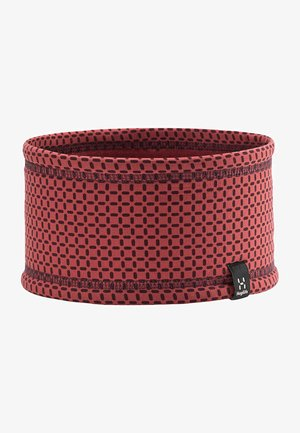 Headscarf - brick red/maroon red