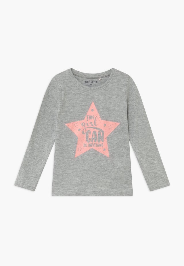 KIDS GIRLS CAN DO ANYTHING - Longsleeve - grey
