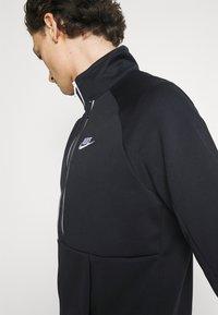 Nike Sportswear - TRIBUTE - Träningsjacka - black/white - 3