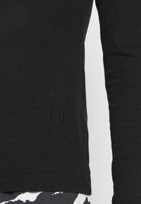 MM6 Maison Margiela - Jumper - black - 6