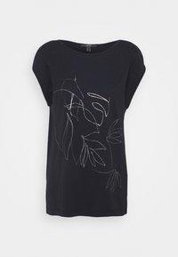 Esprit Collection - LINE - Print T-shirt - black - 0