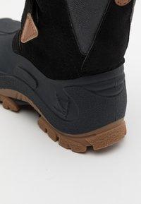 Lurchi - FILOU - Winter boots - black - 5