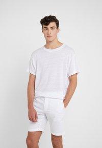Iro - JURUS - Basic T-shirt - white - 0