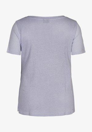 Basic T-shirt - light purple