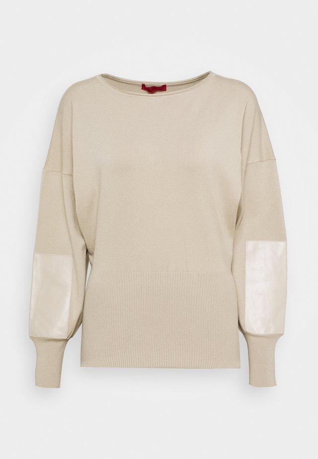 DADOLATA - Strickpullover - beige