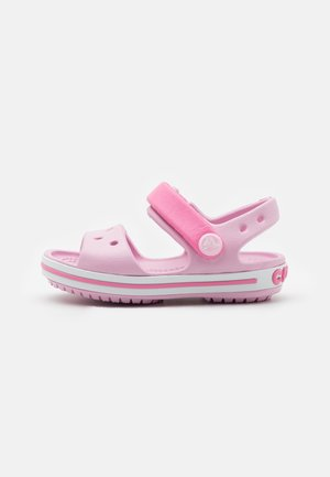 CROCBAND KIDS - Sandals - ballerina pink