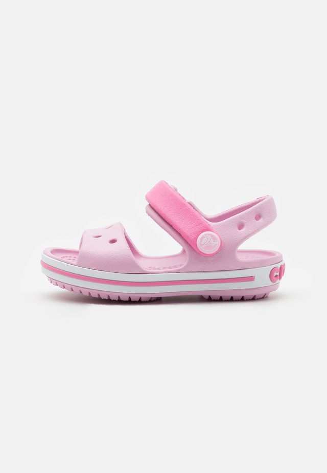 CROCBAND KIDS - Sandały - ballerina pink