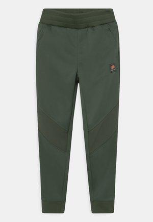 DAZONI UNISEX - Pantalon de survêtement - dark green