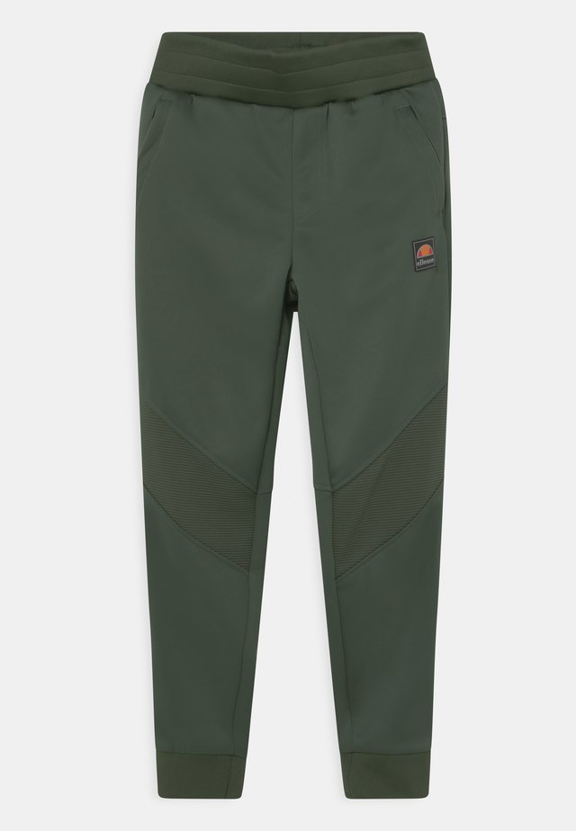 DAZONI UNISEX - Trainingsbroek - dark green