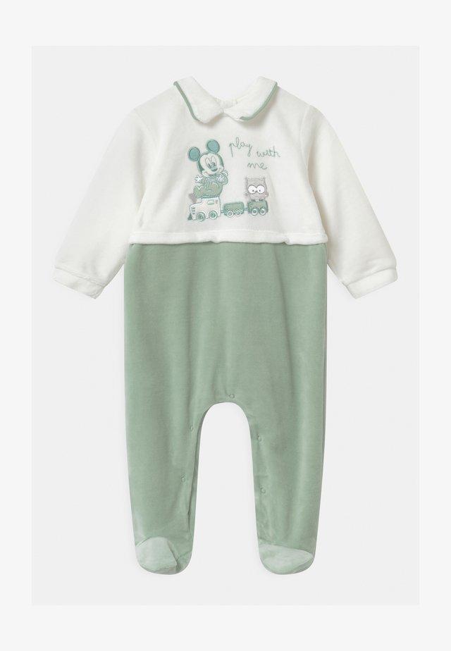 Overall / Jumpsuit /Buksedragter - harbor gray