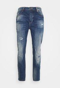 Kings Will Dream - KASSALA CARROT  - Jeans Tapered Fit - indigo - 3