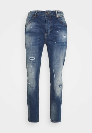 KASSALA CARROT  - Jeans Tapered Fit - indigo