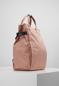 anello - 2 WAY BACKPACK UNISEX - Tagesrucksack - nude pink - 3