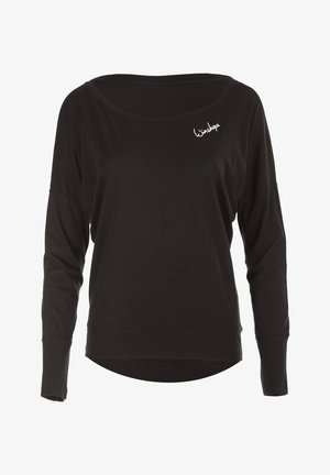 MCS002 ULTRA LIGHT - Sweatshirt - schwarz