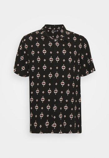 TEPPA - Shirt - black/multi