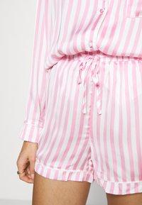 Missguided - STRIPE SET - Pyjamaser - pink - 5
