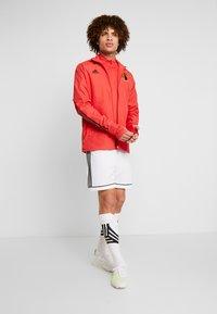 adidas Performance - BELGIUM RBFA PRESENTATION JACKET - Landslagströjor - red - 1