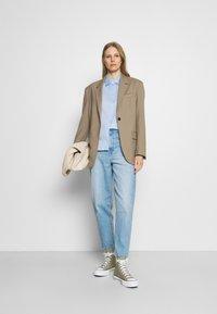 Seidensticker - Button-down blouse - hellblau - 1